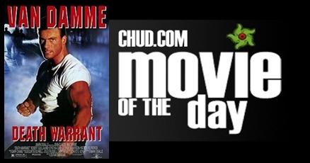 The Film Death Warrant 1990