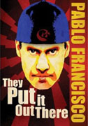 Pablo Francisco DVD Cover
