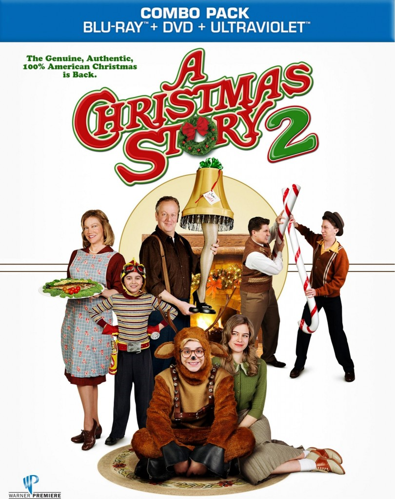A Christmas Story Movie Poster  A Christmas Story 2 Poster