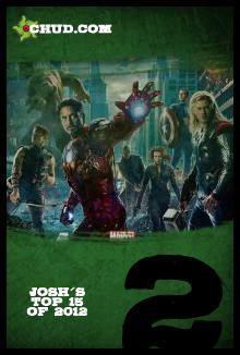 2012 Avengers