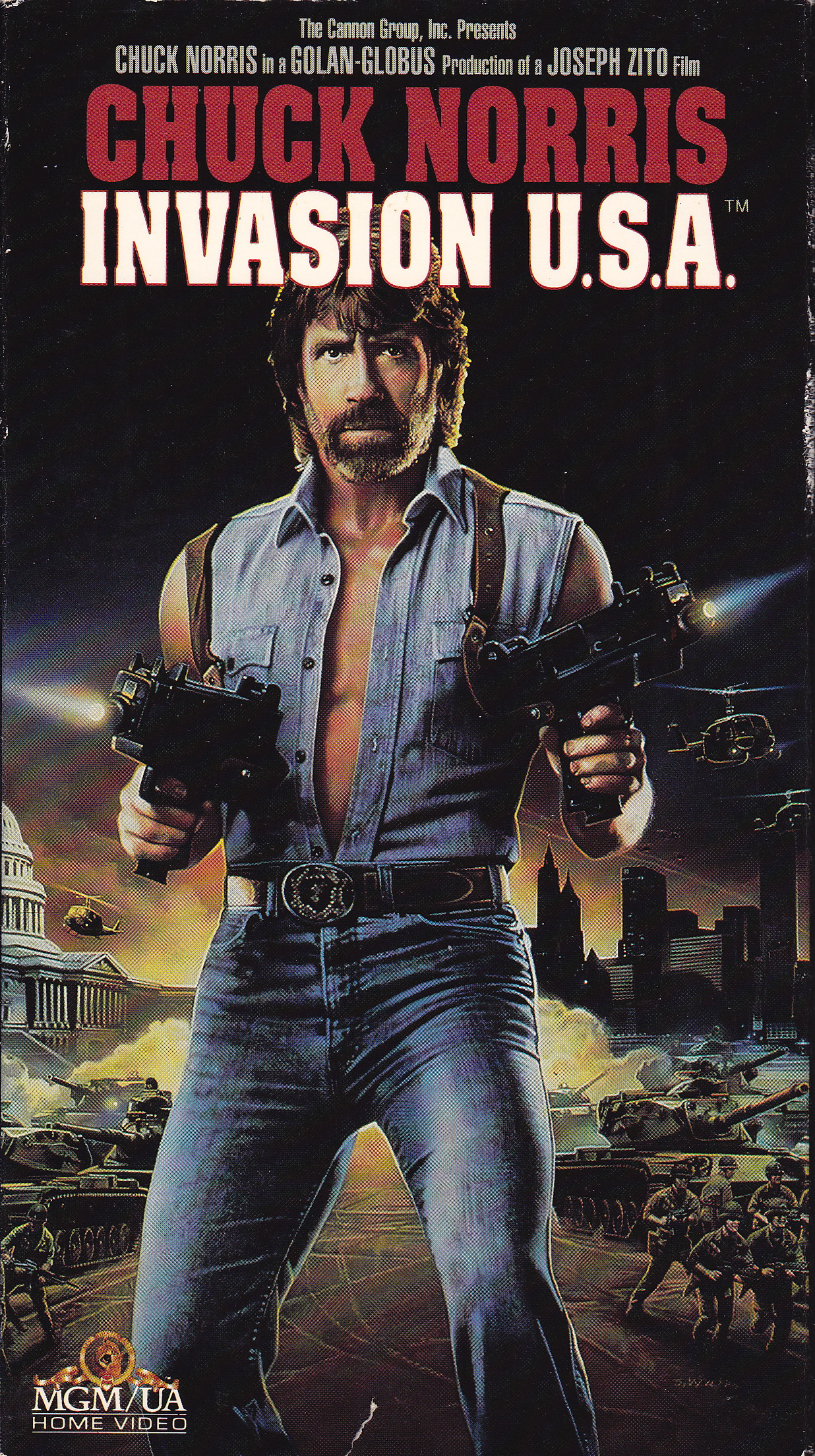 Invasion U S A   1985  Invasion U.s.a. (1985)