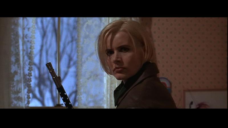 Geena Davis, Badass Assassin?  Sure, why not!