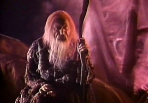 When Gandalf finally awoke in The Grey Havens, he was none too pleased to find out that he'd been conned.