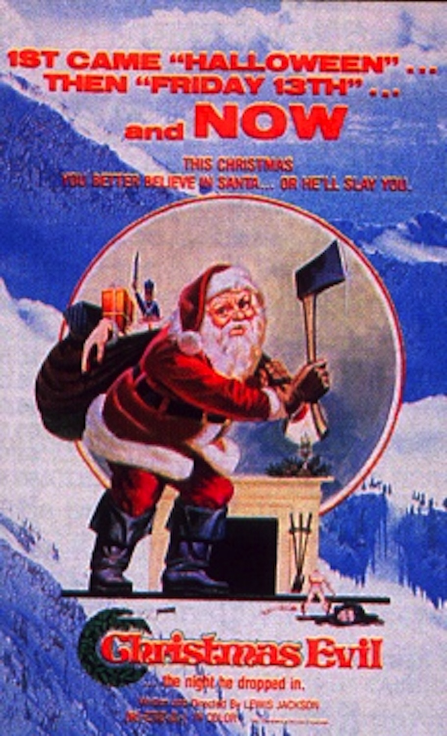 MOVIE OF THE DAY: HOLIDAY EDITION: Christmas Evil (1980) | CHUD.com