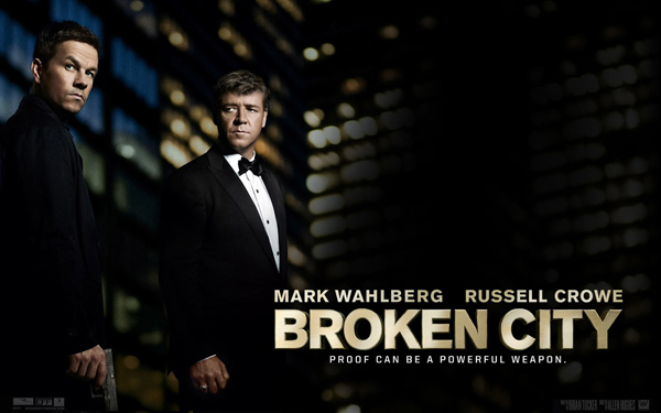 Broken City 2012 movie Wallpaper