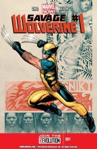 Savage Wolverine 01