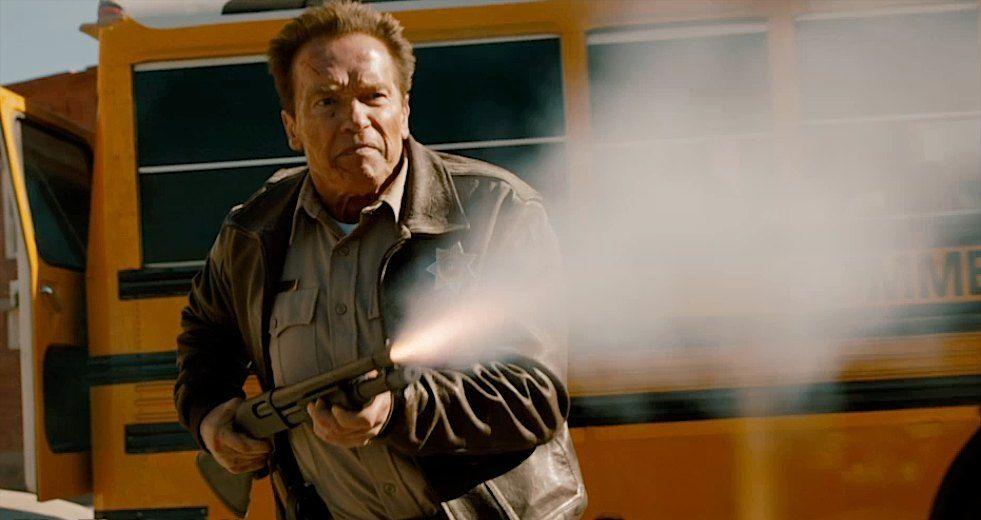 The Last Stand - Arnold Schwarzenegger