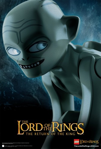 lego-lord-of-the-rings-gollum-poster-337x500