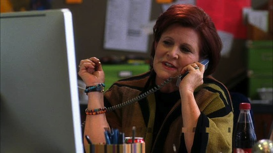 """Carrie Fisher here. What? You need me to play sarcastic and dry? Are there burritos?"""