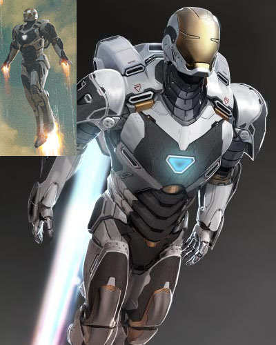 Iron-Man-3-Mark-XL-Armor-Space