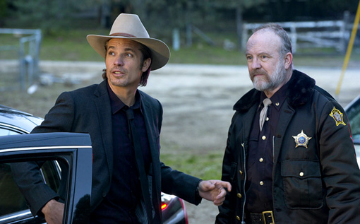 Justified Raylan and Drew