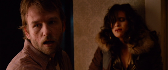 Dallas Roberts plays a great creep.