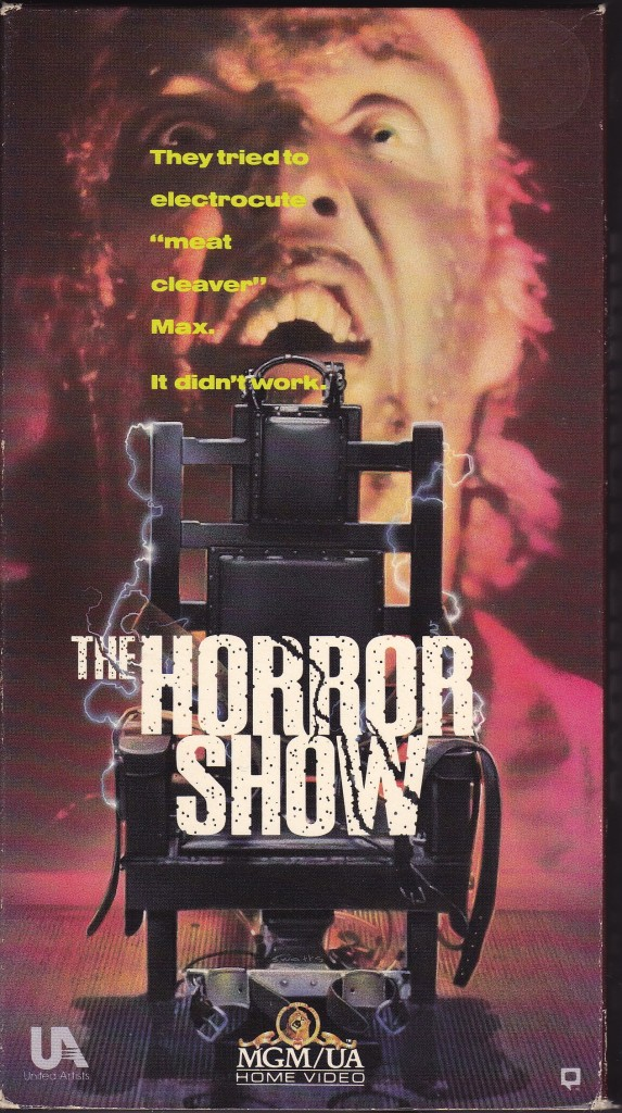 The Horror Show Front