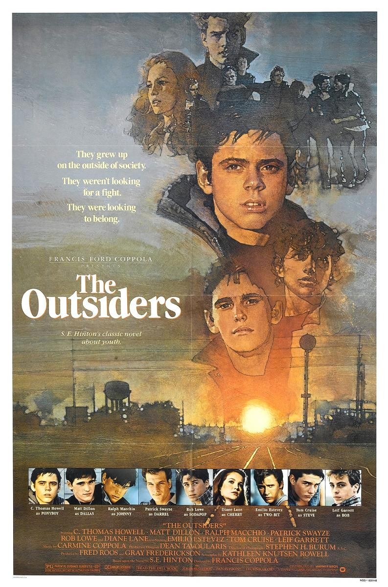 The Outsiders - Poster