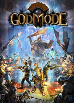 God Mode Cover (Small)