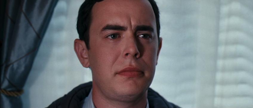 "Colin Hanks' ""I have to poop"" face"