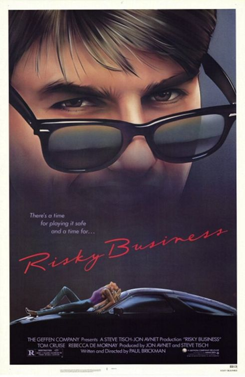 RiskyBusiness - Poster