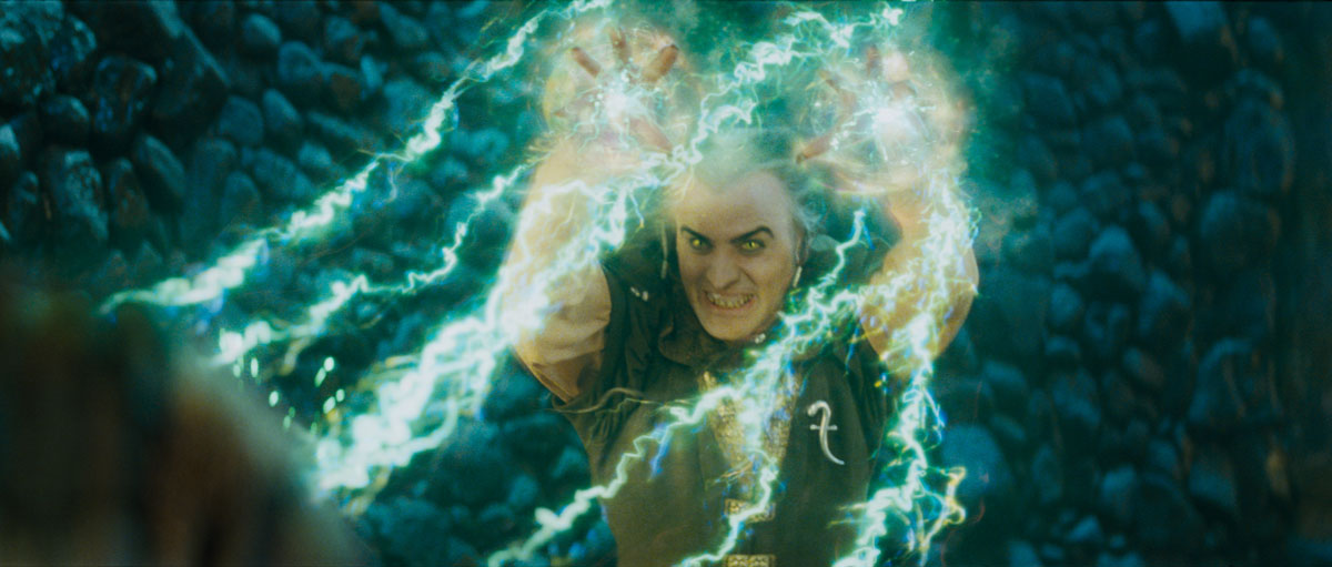 Dr. Leezar...Sorcerer Supreme?