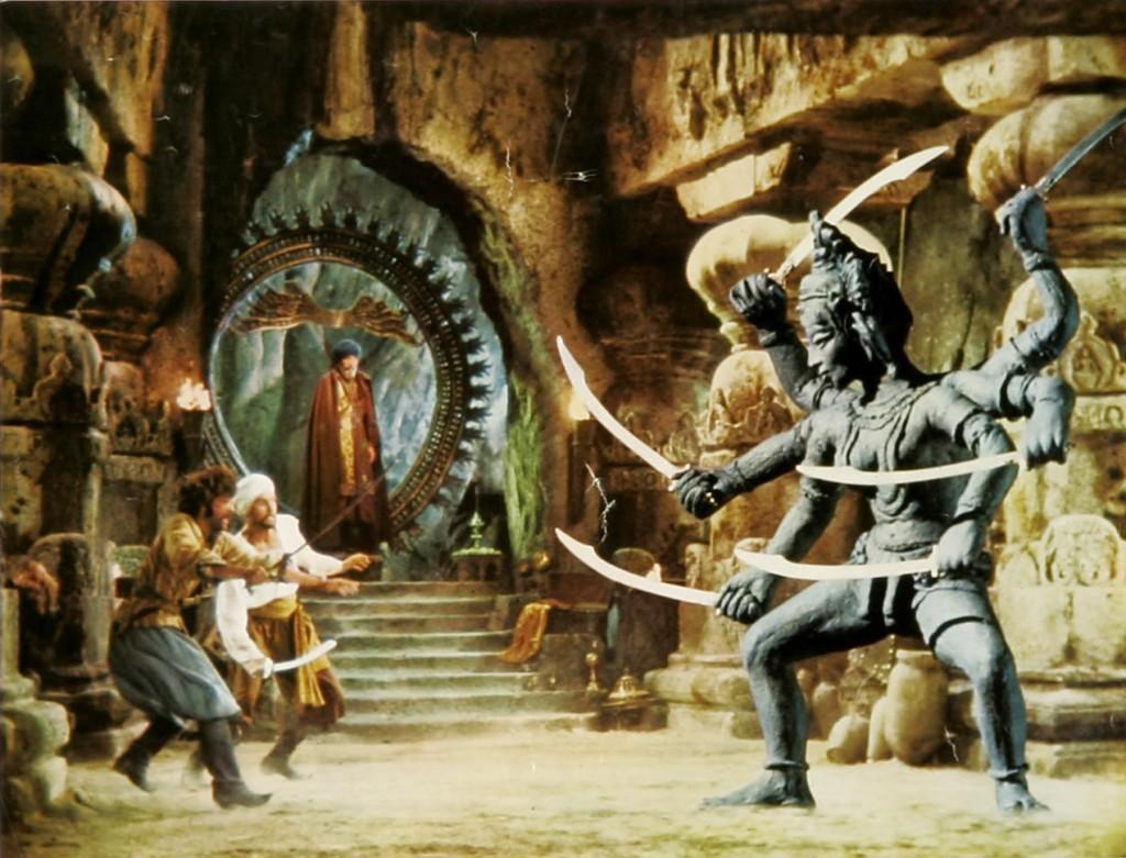 The Golden Voyage of Sinbad (1974)