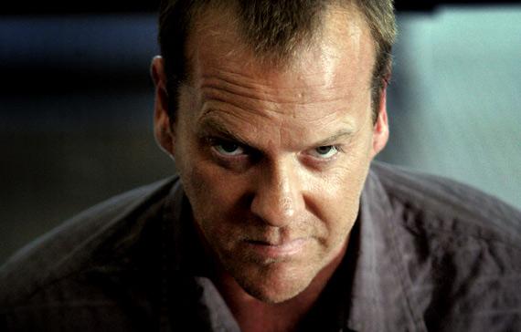 Jack Bauer badass