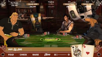 Poker Night 2 Screenshot #1 (Scale)