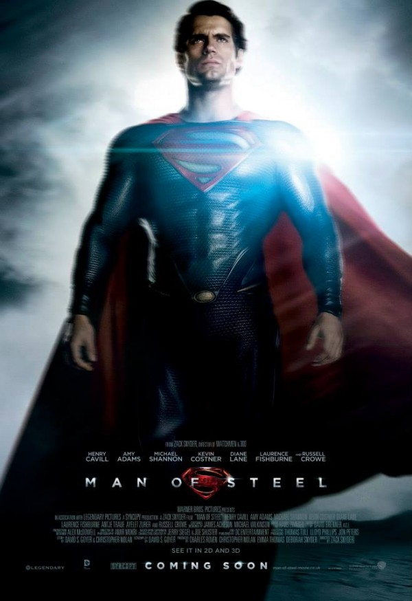 man of steel superman henry cavill