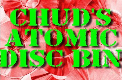 CHUD'S Atomic Disc Bin