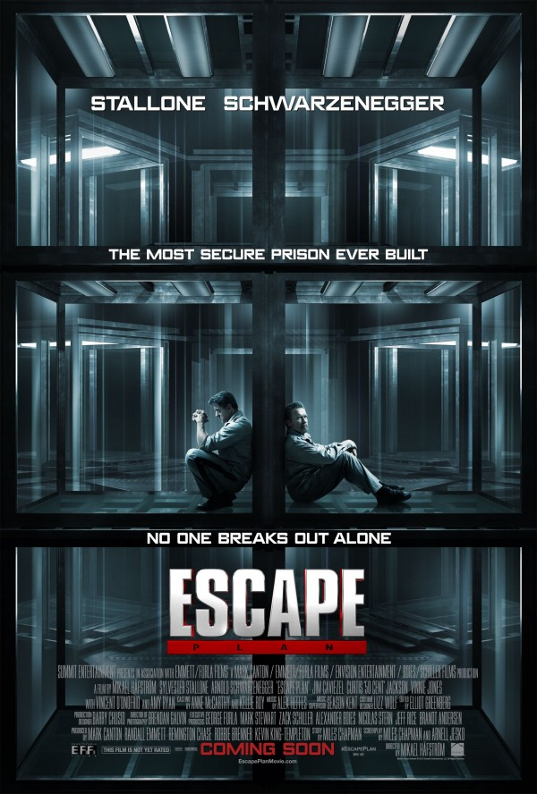 Escape Plan One Sheet