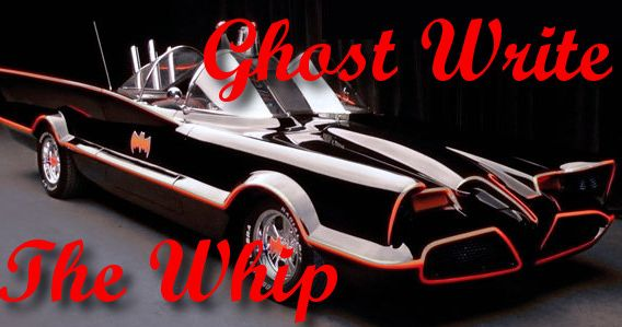 Ghost Write The Whip