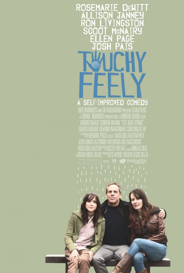 TOUCHYFEELY Poster