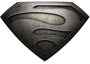 man of steel shield