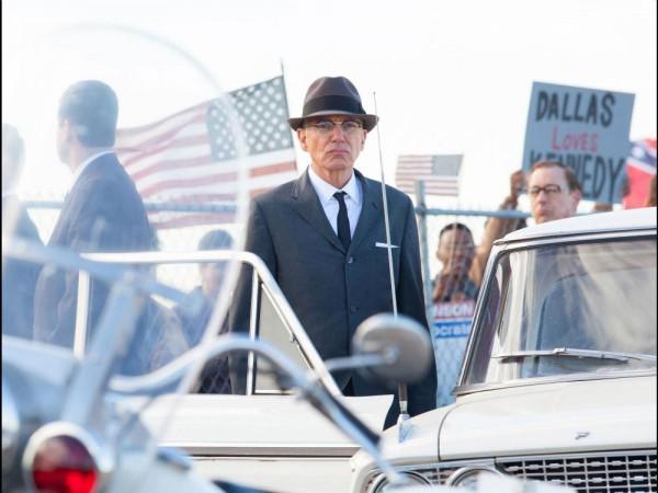 Billy Bob Thornton as Forrest Sorrels the head of Dallas Secret Service
