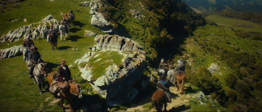 Middle Earth is just as beautiful as you remember.
