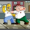 Homer_Vs__Peter_Dream_Fight_by_AngelCrusher