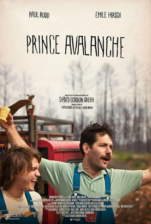 PrinceAvalanchePoster