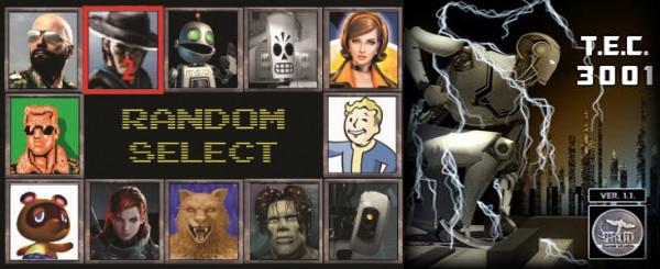 Random Select (TEC 3001)