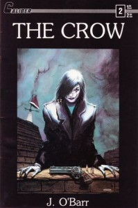 The-Crow-comic