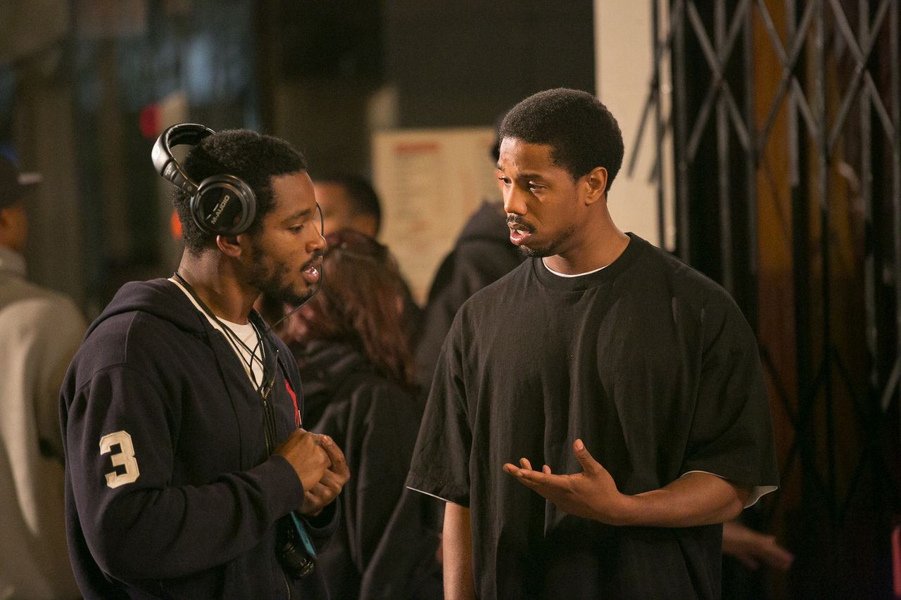Watch additionally First Lady To Appear On 106 Park likewise Oscar Grant moreover Michael B Jordan Of The Wire Talks First  edy That Awkward Moment 1 further Fruitvale Station Oscar Grant Girlfriend. on oscar fruitvale station real