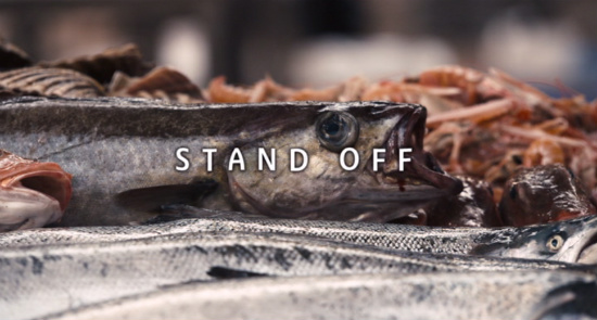 Stand Off Title