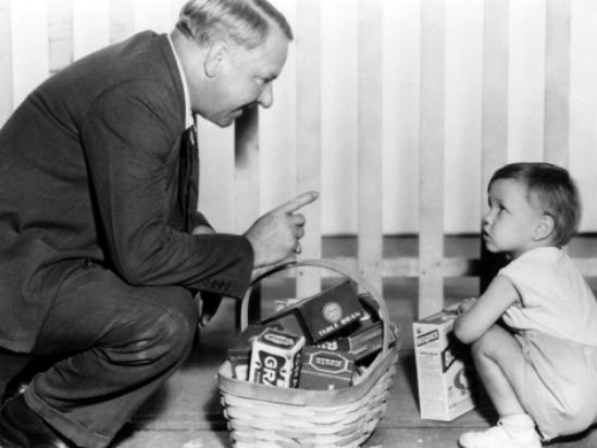 W.C. Fields Baby LeRoy