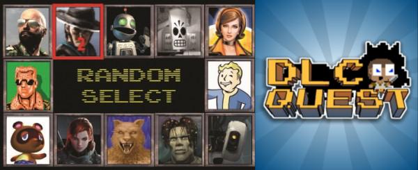 Random Select (DLC Quest)