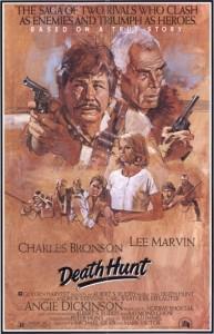 death hunt poster