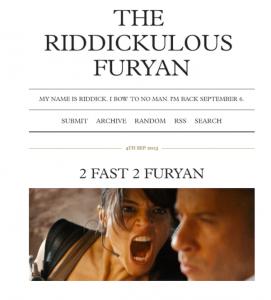 riddick furyan tumblr