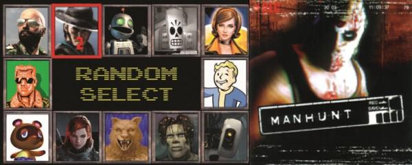 Random Select Manhunt