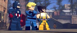 Lego Screen 1