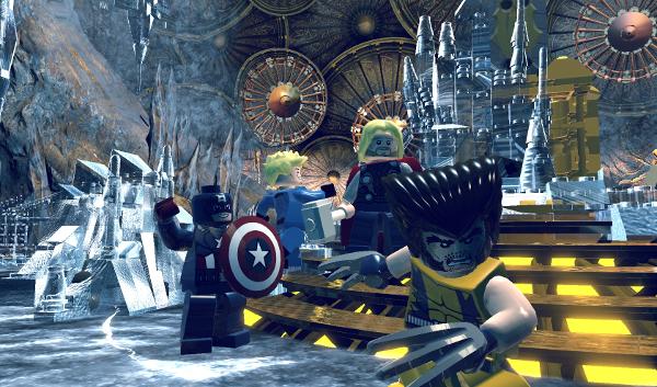 Lego Screen 5
