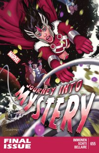 Journey Into Mystery 655-000