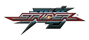 Strider Logo resize