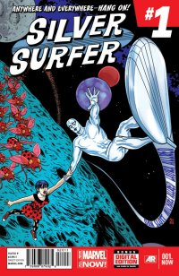 Silver-Surfer-001-Mike-Allred-Cover-610x938