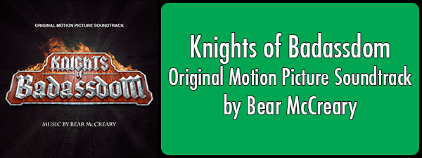 Knights of Badassdom by Bear McCreary